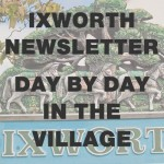 Ixworth Newletter Day by Day