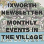 Ixworth Newsletter Monthly Events