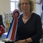 Another winner at Ixworth Fruit and Flower Show 2012