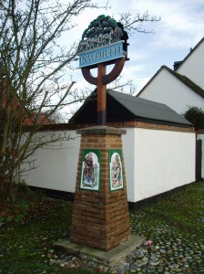 Ixworth Village Sign
