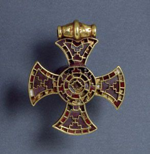 Anglo Saxon Ixworth Cross