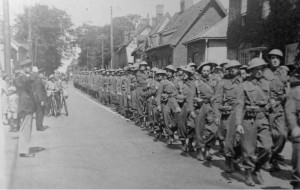 The Home Guard in Ixworth
