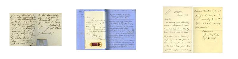 Joseph Warren Letters