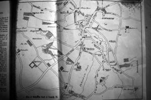 Map of Ixworth