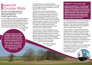 Ixworth Circular Walk