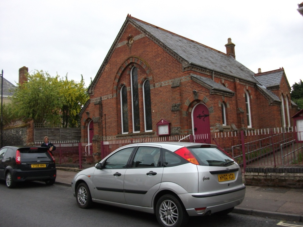 Ixworth Methodist Church - Current Day