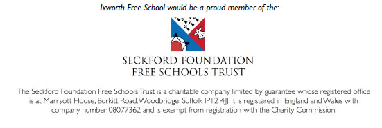 Seckford Foundation Free Schools Trust