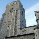 St Marys Church Ixworth Tower
