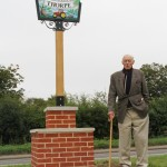 Ixworth Thorpe Village Sign