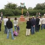 Ixworth Thorpe Village Sign Ceremony