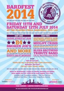BardFest 2014