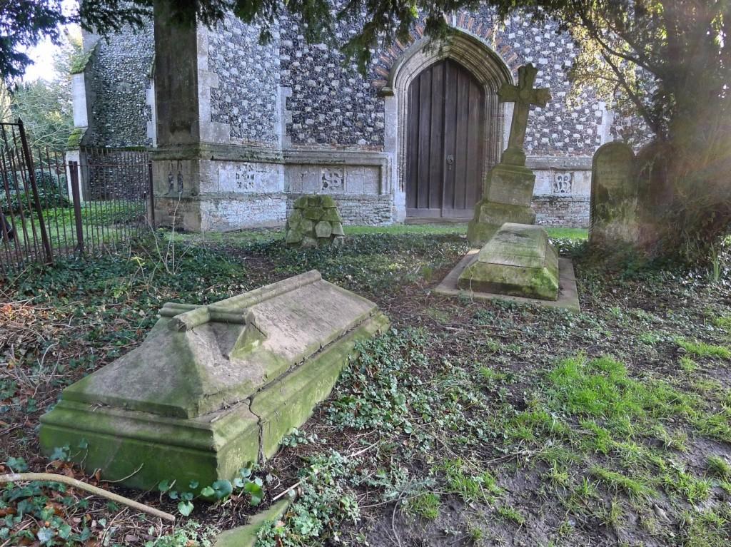 Henry Cooper's grave